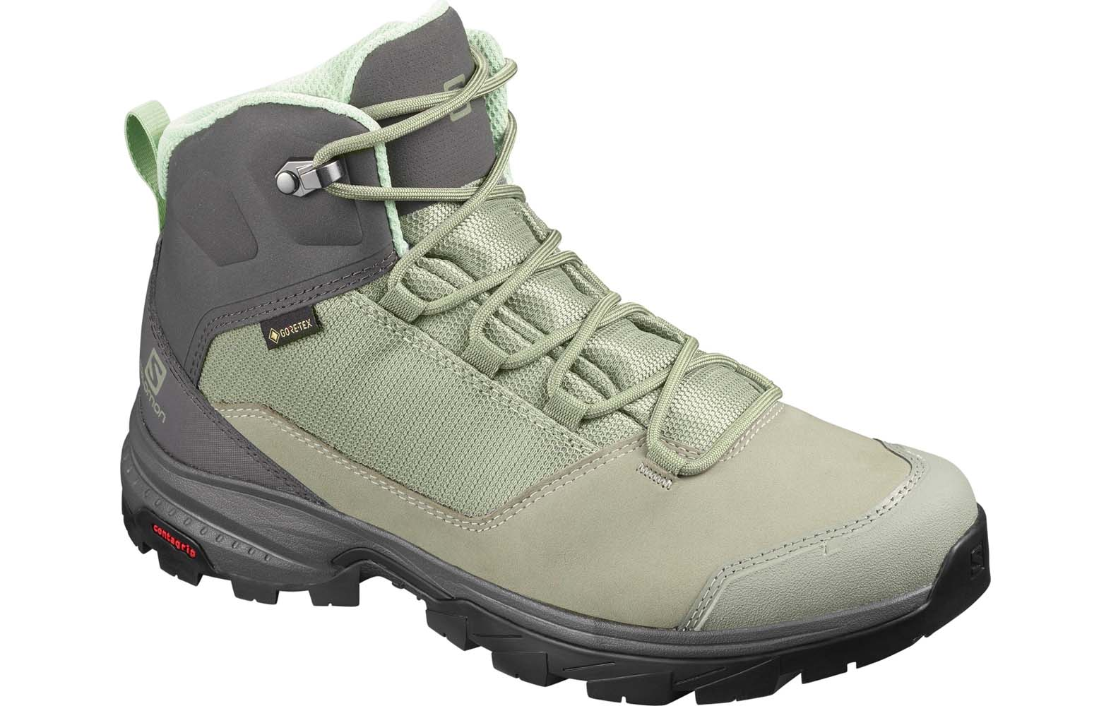 salomon outward mid gtx hiking boot