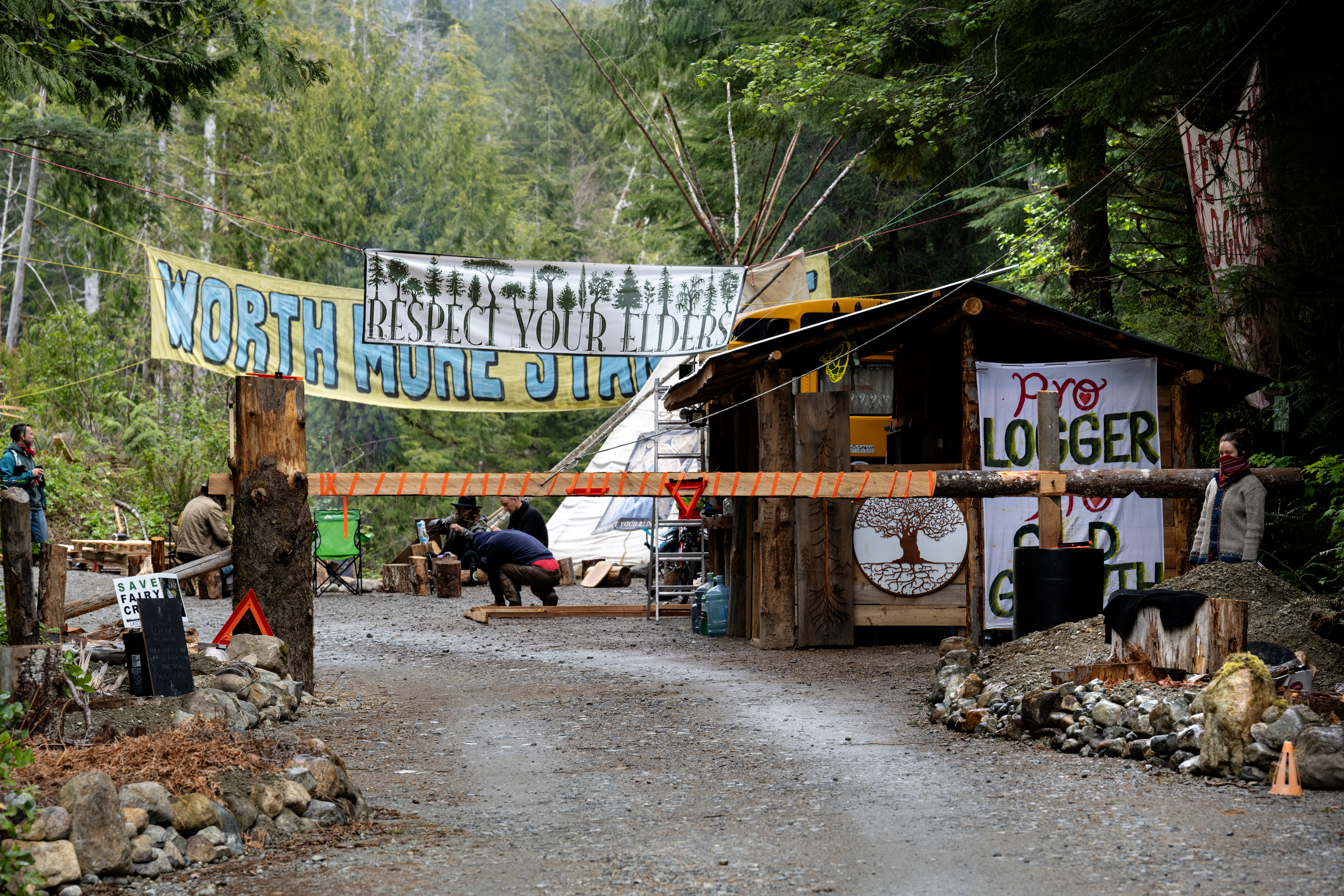 Fairy Creek Blockade