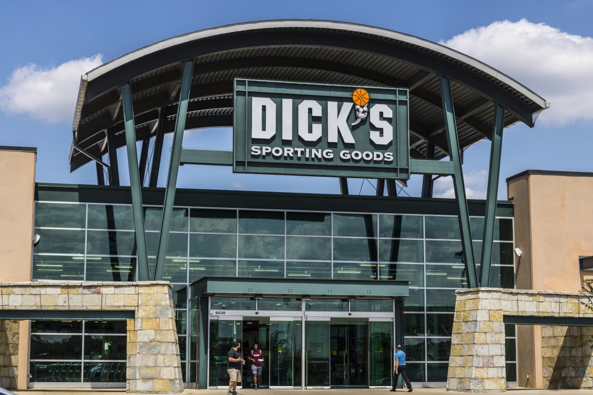 Dick's sporting goods' public lands fund
