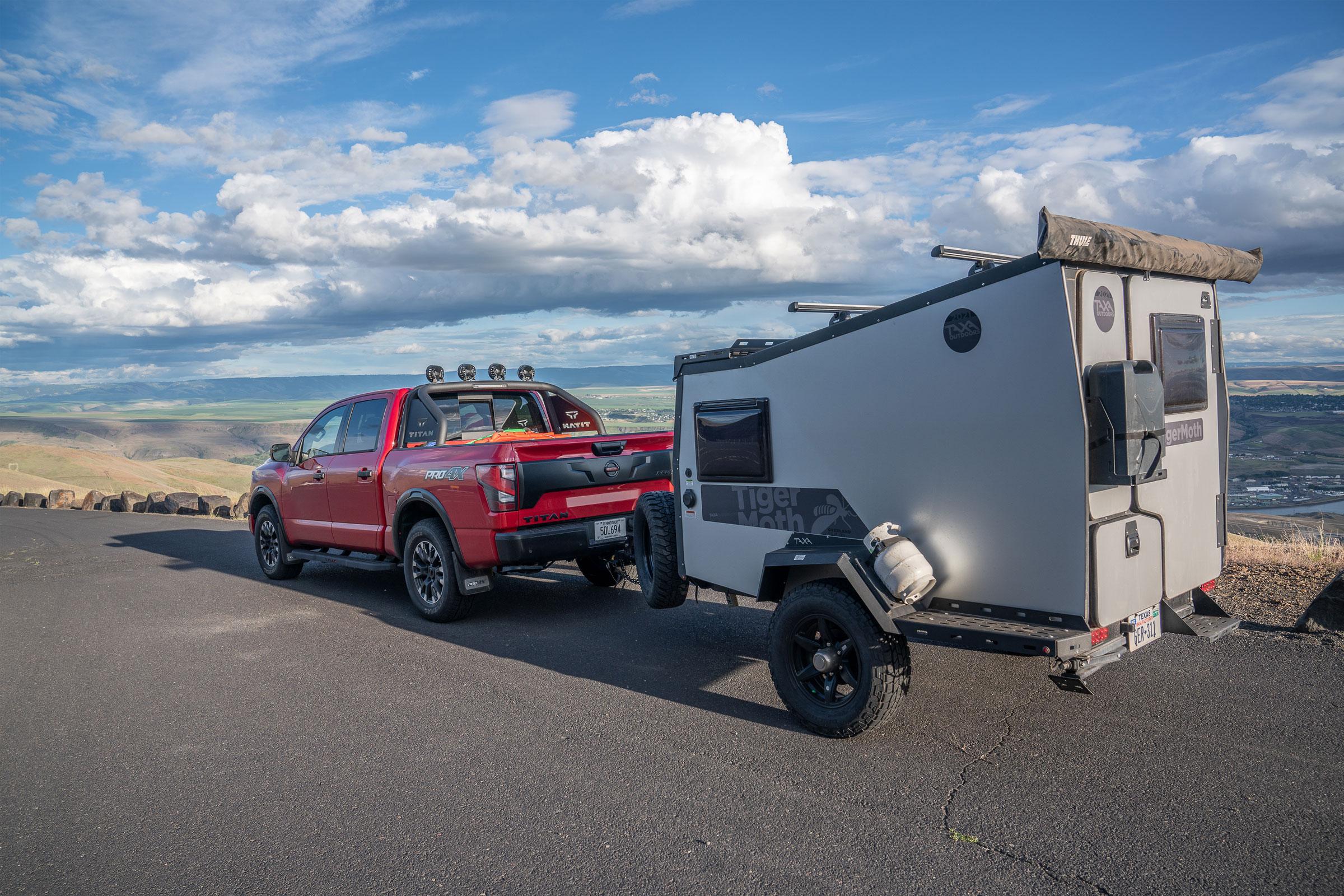 taxa outdoors tigermoth camper trailer