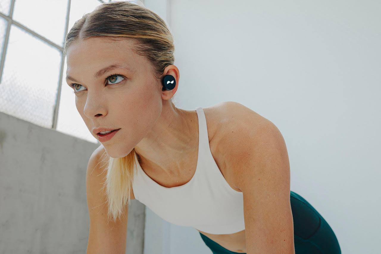 nuratrue earbuds - activities
