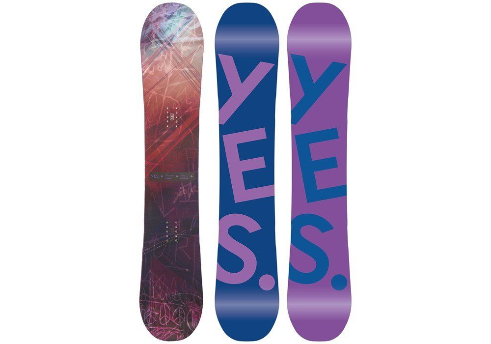 yes hello snowboard womens