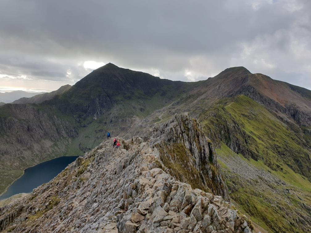 Will Renwick wales mountain running