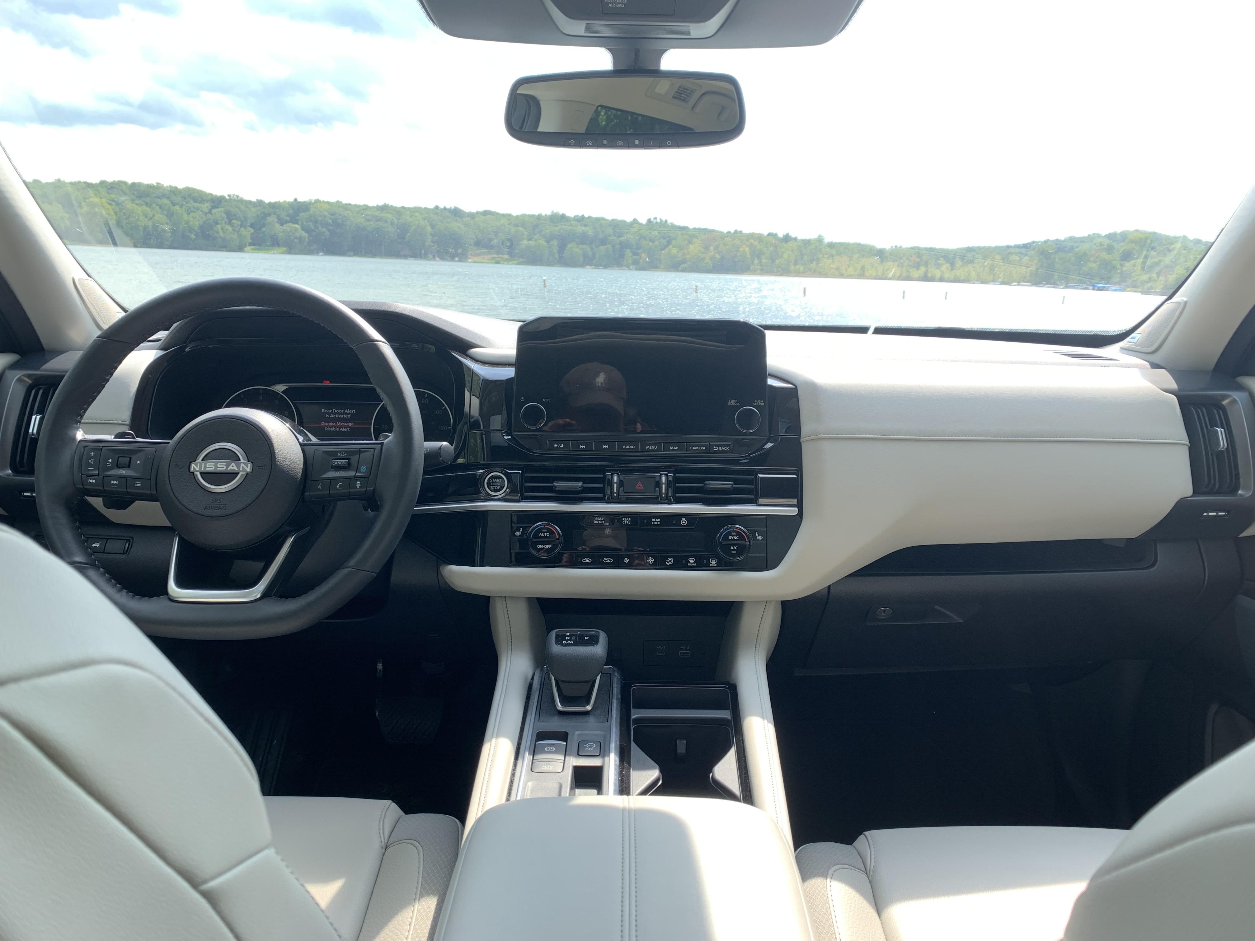 Pathfinder interior