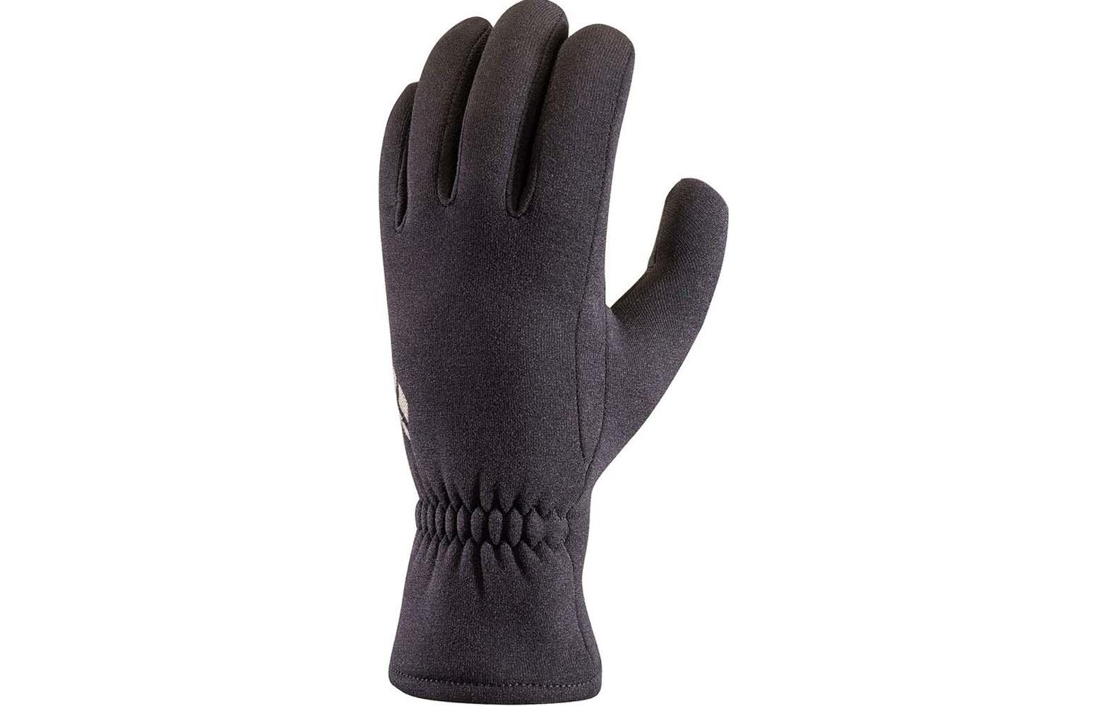 black diamond screentap midweight liner gloves