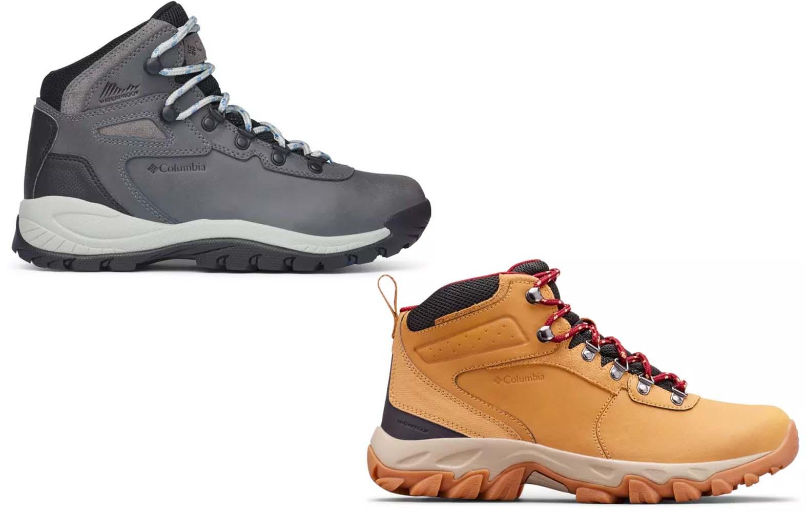 Columbia Newton Ridge hiking shoe