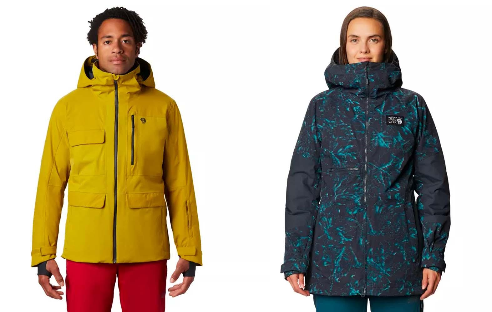 mountain hardwear firefall:2 insulated jacket