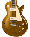 Heavy-Aged 1968 Les Paul Goldtop