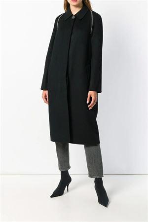 Cappotto monopetto con zip dettaglio ALEXANDER WANG | 17 | 1W283011D9001