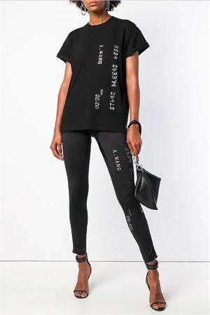 T-shirt con logo stampato ALEXANDER WANG | 8 | 1W381113X1001