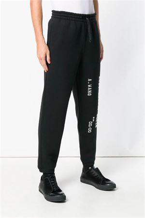 Pantaloni felpa elasticizzati ALEXANDER WANG | 9 | 6C384023X7001