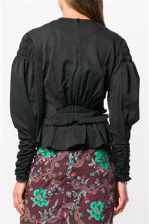 Blusa drappeggiata ISABEL MARANT | 40 | HT0867-18H030I01BK