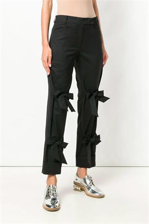 Pantaloni con fiocchi decorativi SIMONE ROCHA | 9 | 34020213