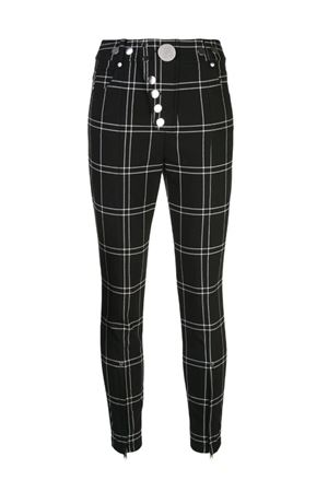 Tartan pattern trousers ALEXANDER WANG | 9 | 1WC2194159941