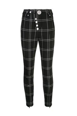 Pantaloni motivo tartan ALEXANDER WANG | 9 | 1WC2194159941