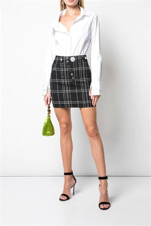Tartan miniskirt ALEXANDER WANG | 15 | 1WC2195080941