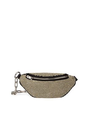 Attica mini waist pack with glitter ALEXANDER WANG | 10000014 | 20C219Y045701