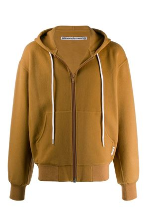 Hooded wool sweatshirt ALEXANDER WANG | -108764232 | 6WC2192005251