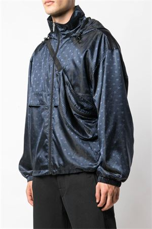 Waterproof jacket with pouch ALEXANDER WANG | 13 | 6WC2192014425
