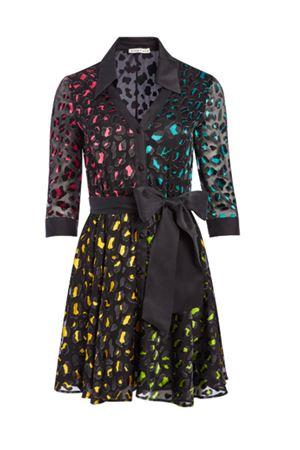 Raja leopard print dress ALICE & OLIVIA | 11 | CC908B62539L348