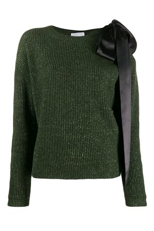 Cashmere sweater with bow BeBlumarine | 7 | 80222432