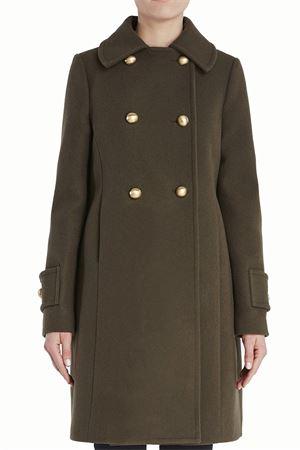 Double-breasted coat BeBlumarine | 17 | 8158241