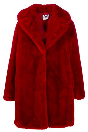 Faux fur with lapels BeBlumarine | 10000020 | 8196152