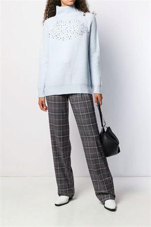Sweater with crystals BeBlumarine | 1 | 8312116