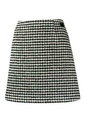 Houndstooth skirt BeBlumarine | 15 | 8469250