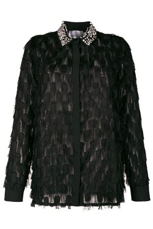 Shirt with decorated collar BeBlumarine | 6 | 8644140