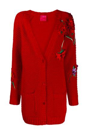 Cardigan with embroidery Blumarine | 7 | 4001152