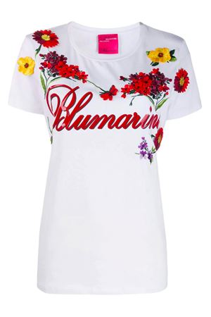 T-shirt with logo Blumarine | 8 | 4106107