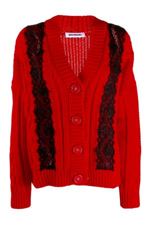 Fancy cardigan with embroidery BROGNANO | 39 | 27BR1MD2319479018