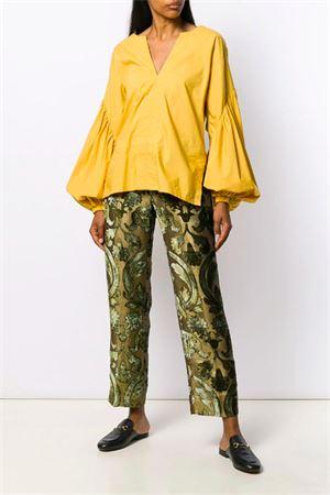 Pantaloni Tartaro in jacquard F.R.S | 9 | PA000220TE00391323