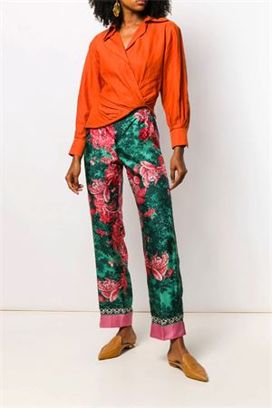 Ether floral pattern trousers F.R.S | 9 | PA002084TE00369294