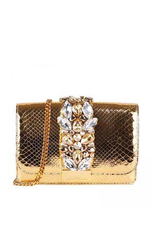 Cliky python bag GEDEBE | 31 | CLIKY SNAKE PLATIN00