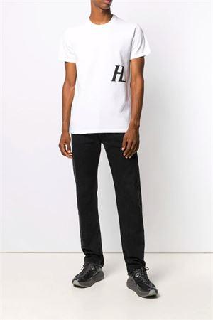 T-shirt with logo HELMUT LANG | 8 | J04DM502100