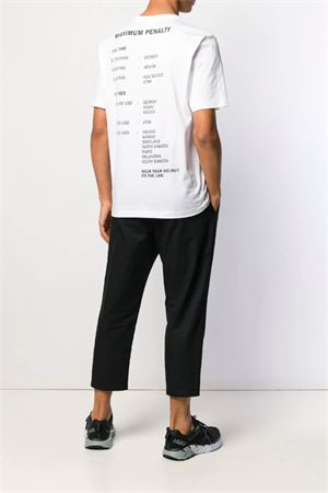 T-shirt with print HELMUT LANG | 8 | J04HM517100