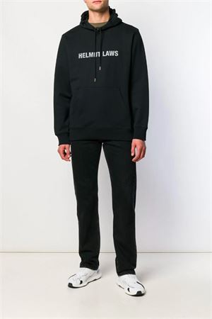 Sweatshirt with Helmut Laws writing HELMUT LANG | -108764232 | J04HM518001