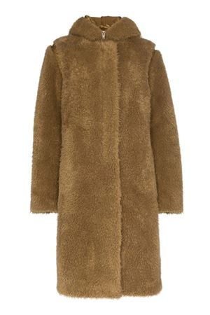 Faux fur with hood HELMUT LANG | 10000020 | J05HW404Y9R