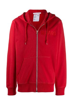 Sweatshirt with embroidered logo HELMUT LANG | -108764232 | J06DM504YKH