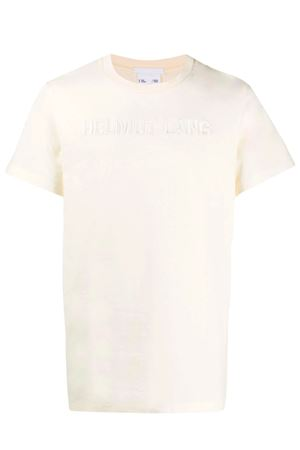T-shirt with embroidered logo HELMUT LANG | 8 | J06DM50808