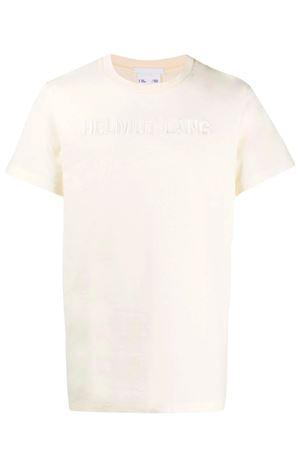 T-shirt con logo ricamato HELMUT LANG | 8 | J06DM50808