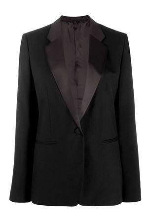 Tuxedo jacket with shiny details HELMUT LANG | 3 | J06HW105001