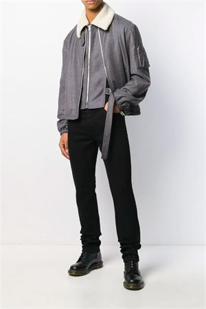 Bomber con colletto felpato HELMUT LANG | 1236091882 | J07HM40206