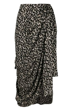 Ixora skirt ISABEL MARANT | 15 | 19HJU1080-19H0321BKEC