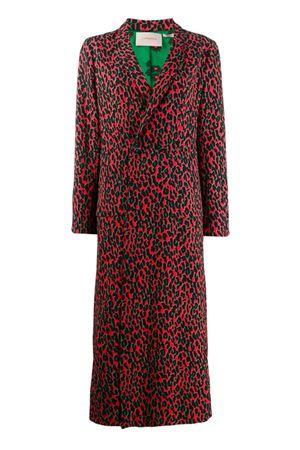 Cappotto con stampa Leopard LA DOUBLEJ. | 17 | JAC0013SAB00102