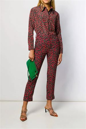 Pantaloni con stampa Leopard LA DOUBLEJ. | 9 | TRO0009SAB00102