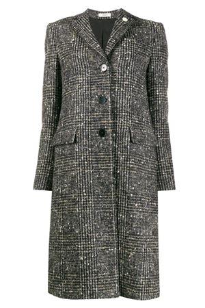 Tartan coat LARDINI | 17 | DA5028ROMA900Q