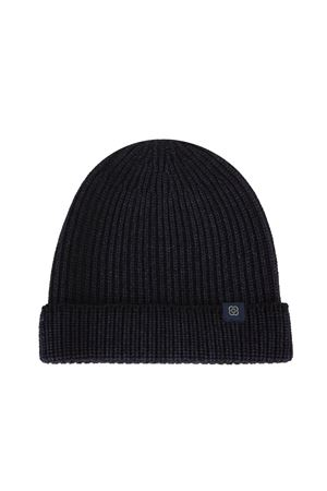 Ribbed knit hat LARDINI | 26 | ILHAT35IL53022850